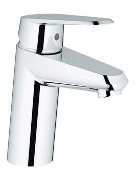 Grohe Eurodisc Cosmopolitan Monobloc Basin Mixer Tap With Metal Lever