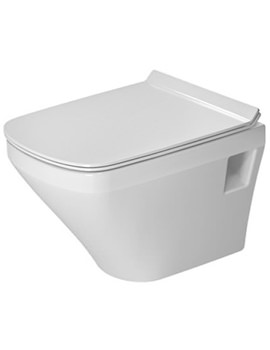 Duravit DuraStyle Wall Mounted Compact Toilet - 2539090000