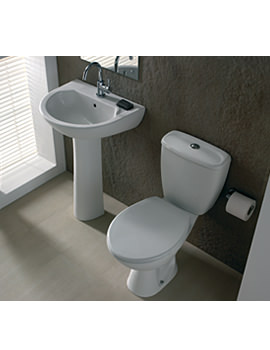 Option Cloakroom Suite - PK5605WH
