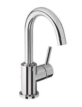 Storm Side Action Basin Mixer Tap Chrome - T221602