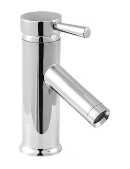 Twyford Siron Top Action Lever Monobloc Basin Mixer Tap With Pop-Up Waste