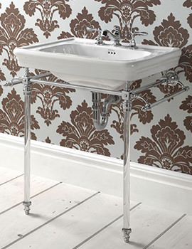 Imperial Hardwick Basin Stand And Etoile Large Basin - ZXBS2700100