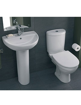 Related Twyford Refresh Cloakroom Suite