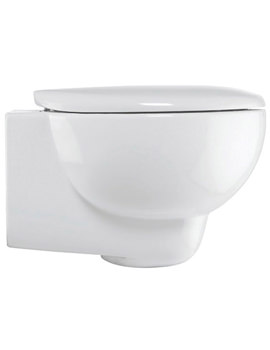 Wisp Wall Hung WC 385 x 530mm White