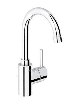 Concetto Basin Mixer Tap With Pop Up Waste - 32629001