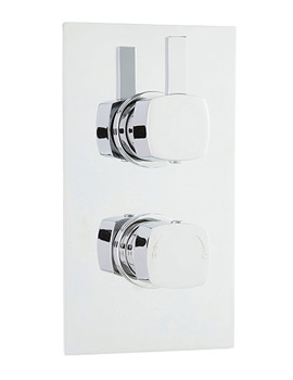 Related Balterley Cube Thermostatic Shower Valve - BY-SHCUTS