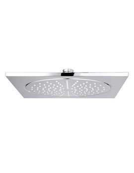 Rainshower F Series 10 Inch Single Spray Showerhead - Ceiling Mounted