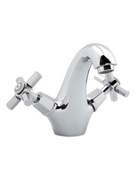 Artesian Deck Mounted Mono Basin Mixer Tap Chrome - ASN113B