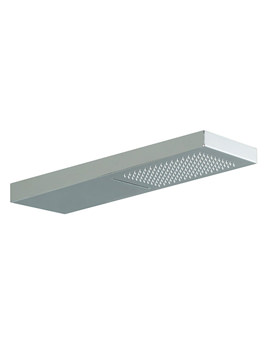 Ingot Wall Mounted Rectangular Shower Head - WG-INGOT