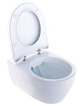 3D Rimfree Wall Hung WC Pan 530mm - 3D1798WH