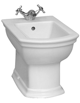 Serenada 1 Tap Hole Bidet 355 x 565mm - 4163B003-0060