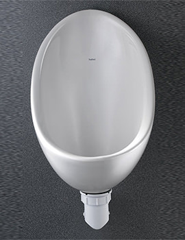 Clifton 305 x 445 x 375mm Waterless Urinal - VC7502WH