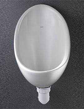 Clifton 305 x 445 x 375mm Waterless Urinal - VC7502WH
