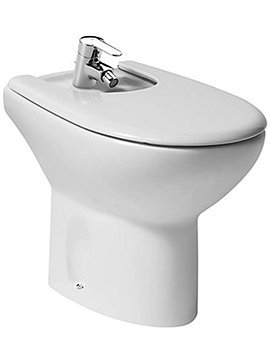 Laura Floor Standing 1 Tap Hole Bidet 545mm - 355394000