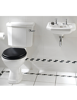 Clarice Traditional Cloakroom Suite