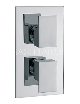 Sagittarius Blade Concealed Thermostatic Shower Valve