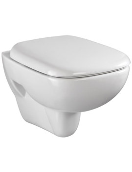 Moda Wall Hung WC Pan 510mm - MD1738WH