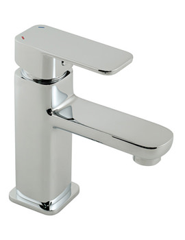 Phase Mono Basin Mixer Tap Without Clic-Clac Waste - PHA-100-SB
