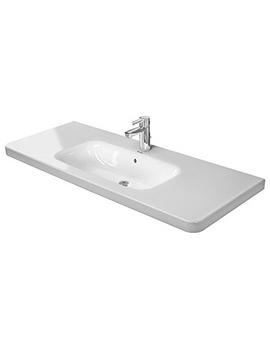 Related Duravit DuraStyle 1200mm 1 Taphole Furniture Washbasin - 2320120000