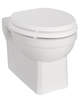 Wall Hung WC Pan 500mm - P10