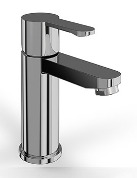 Crystal Basin Mixer Tap Chrome - CTA1
