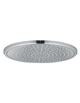 Ondus Rainshower Jumbo Shower Head Chrome - 27193 000