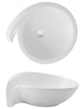 Related Bauhaus Gallery Surf 520mm Countertop Basin Without Overflow