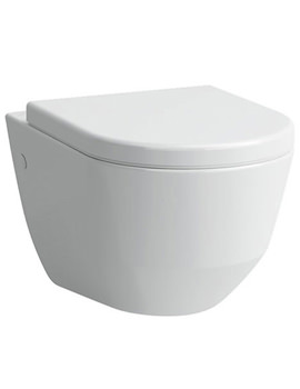 Pro Wall Hung WC Pan 530mm Projection