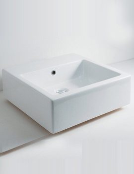 Related RAK Patrizia Square Basin 510mm - PATRIZ