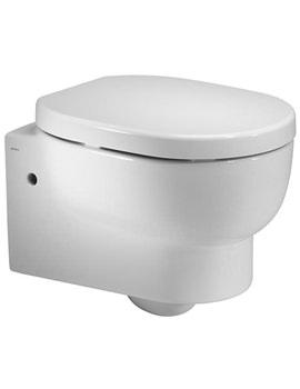 Zest Wall Hung WC Pan 500mm - ZWHPAN50