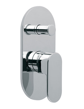 Life Concealed Thermostatic Shower Mixer With Diverter - LIF-147