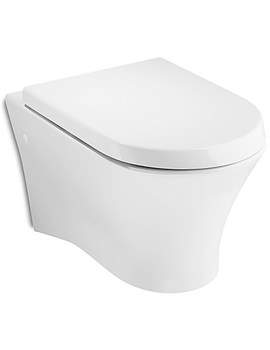 Nexo White Wall Hung WC Pan 535mm - 346640000
