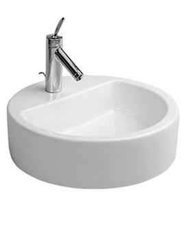 Starck 1 480mm Ground Above Counter Basin - 0446480000
