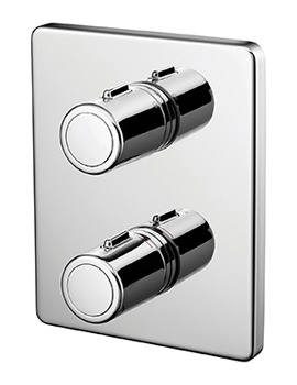 Attitude Shower Valve Faceplate And Handles