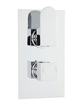 Balterley Liso Thermostatic Shower Valve With Diverter