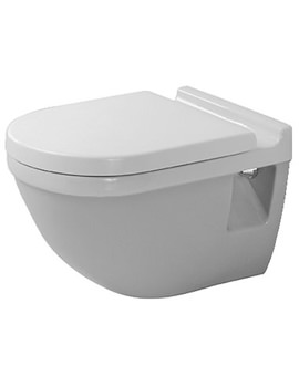Starck 3 Wall Mounted Toilet - 2200090000