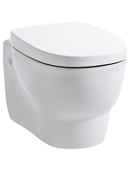 Mimo Wall Hung WC Pan 500mm