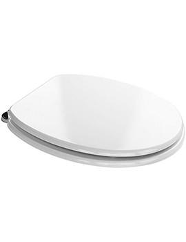 Jackson White Toilet Seat - WL530022H