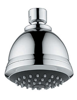 Euphoria Eco Overhead Shower - AB2413