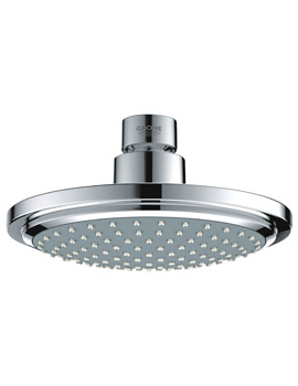 Euphoria Cosmopolitan Chrome Shower Head 160mm - 28233000