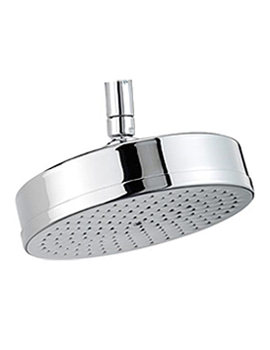 Minimal Shower Head 8 Inch And Swivel - 50630