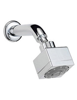 No 7 Shower Kit Kubic Head With Millennium Arm - 67330