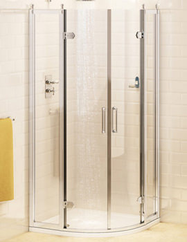 Burlington Quadrant Shower Enclosure 900 x 900mm - BU40