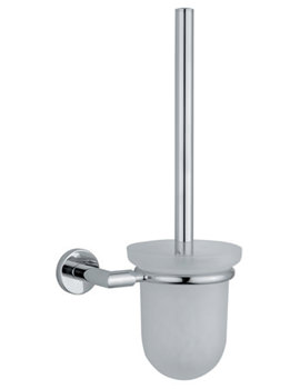 Minimax Toilet Brush Holder Chrome