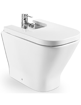 The Gap Moulded Floor Standing Bidet 540mm - 357477000