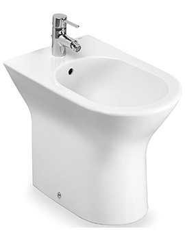 Nexo White Floor Standing Bidet 565mm - 357640000