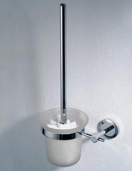 Related Phoenix Round Toilet Brush Holder - RAC5108