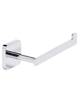 Ignite Chrome Finish Toilet Roll Holder - 8518.02