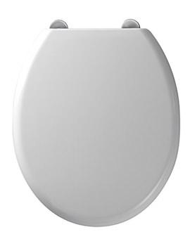 Curve Thermoset Plastic Toilet Seat - 8402WSC - 8402WS