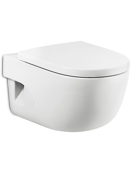 Meridian-N Compact Wall Hung WC Set 480mm - 346248000